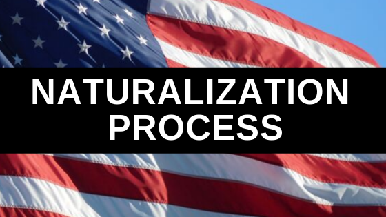 The Naturalization Process in Ten Steps United States